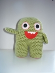 Nathan the Monster Amigurumi